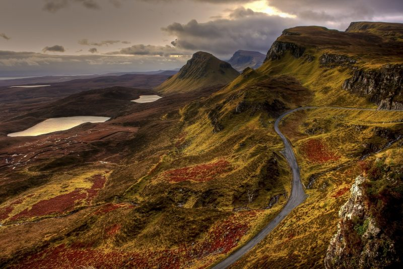 Best Places in the UK to Visit with your Motorhome Hire