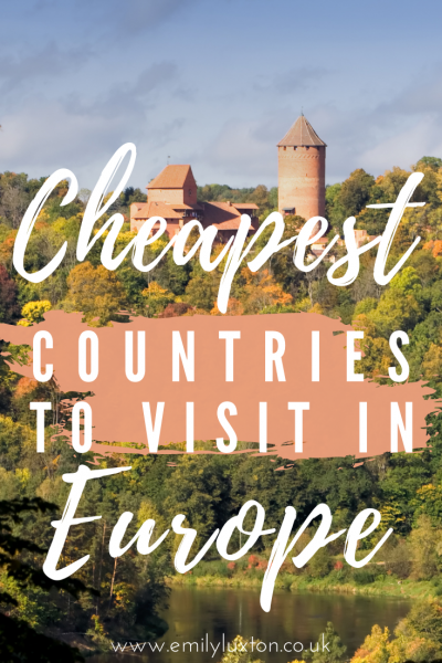 21 of the Cheapest Countries in Europe ies in Europe