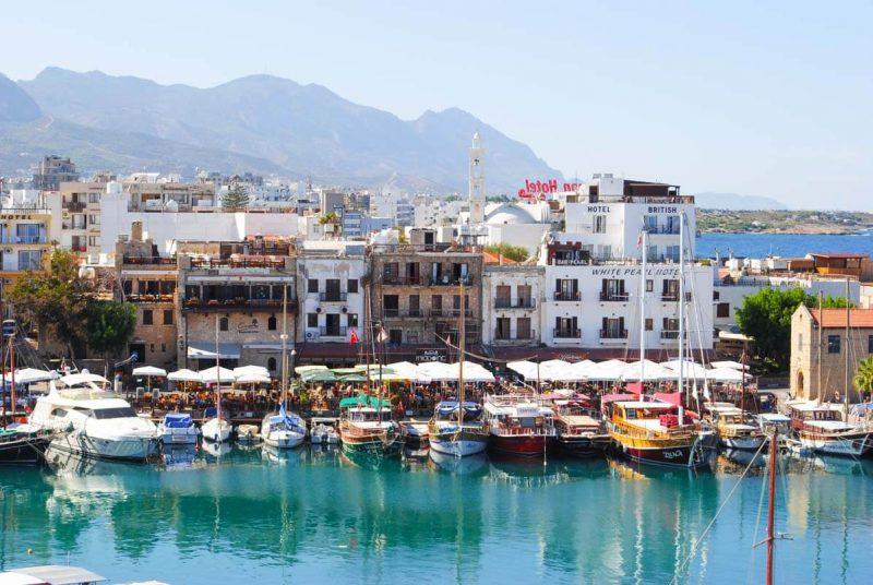 Kyrenia Northern Cyprus