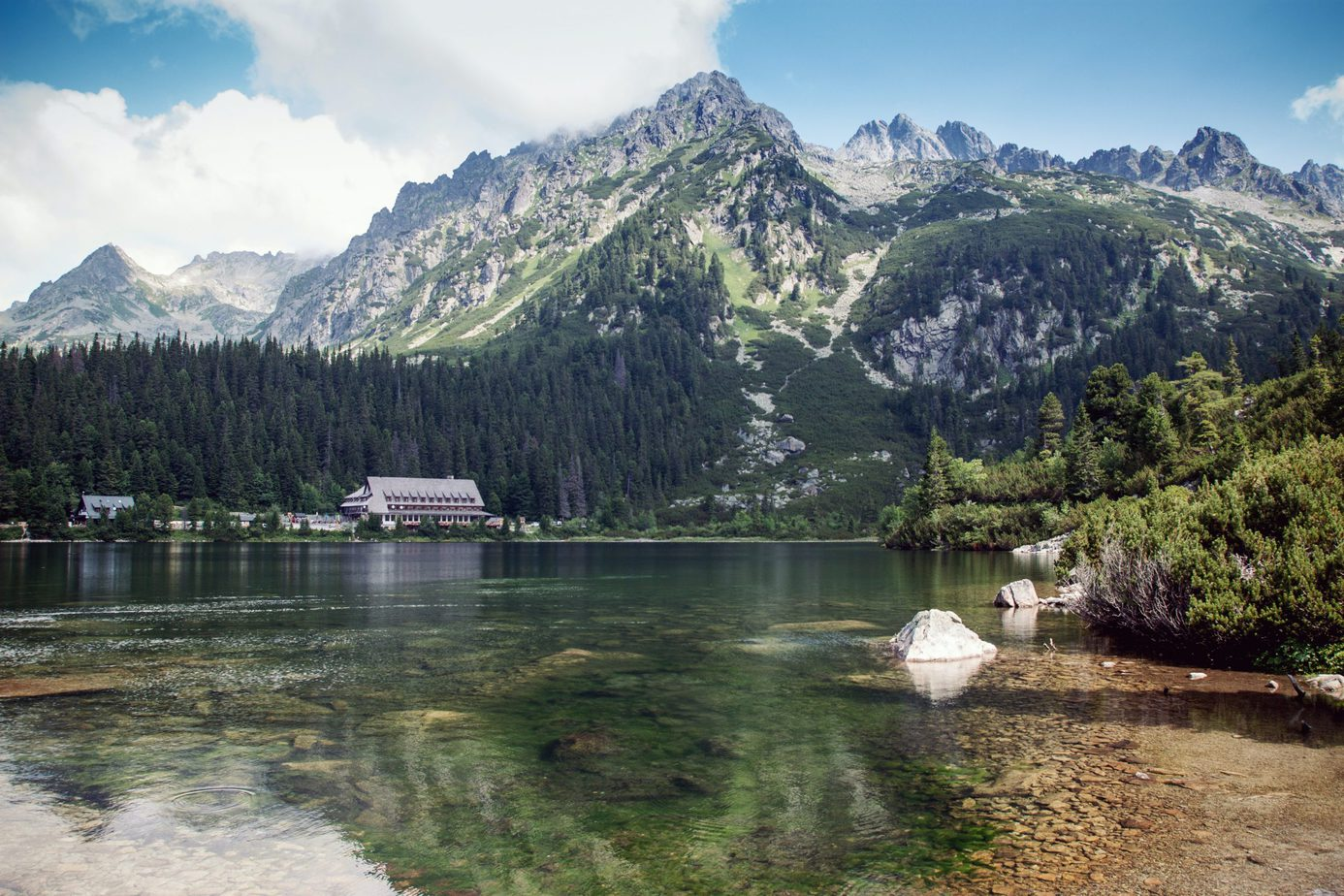Slovakia is one of the cheapest countries to Visit in Europe