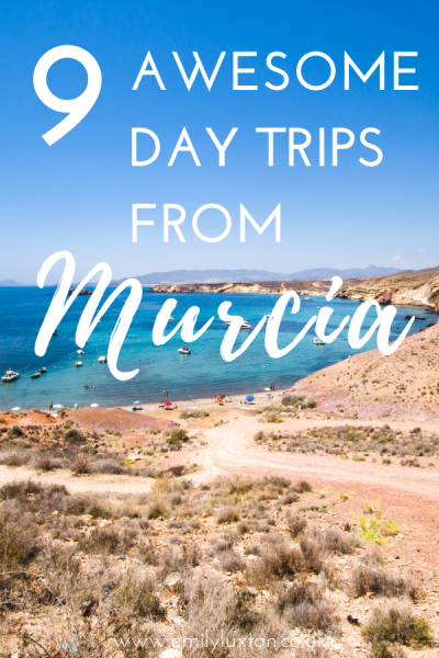 9 Day Trips from Murcia Spain