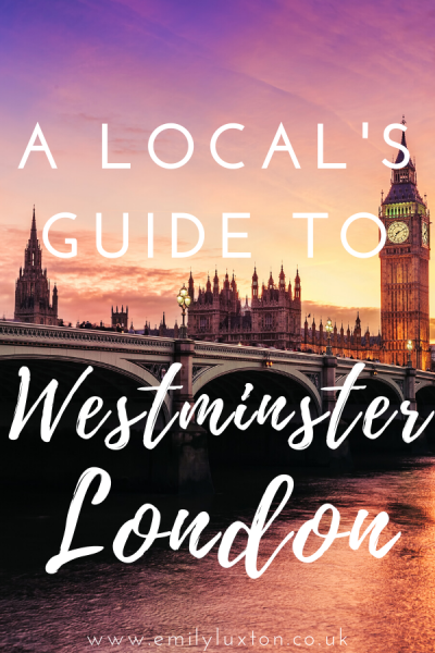 Local's Guide to Westminster London