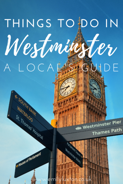 Best Things to do in Westminster London