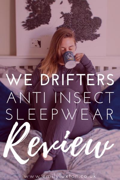 We Drifters Camping Pyjamas Review