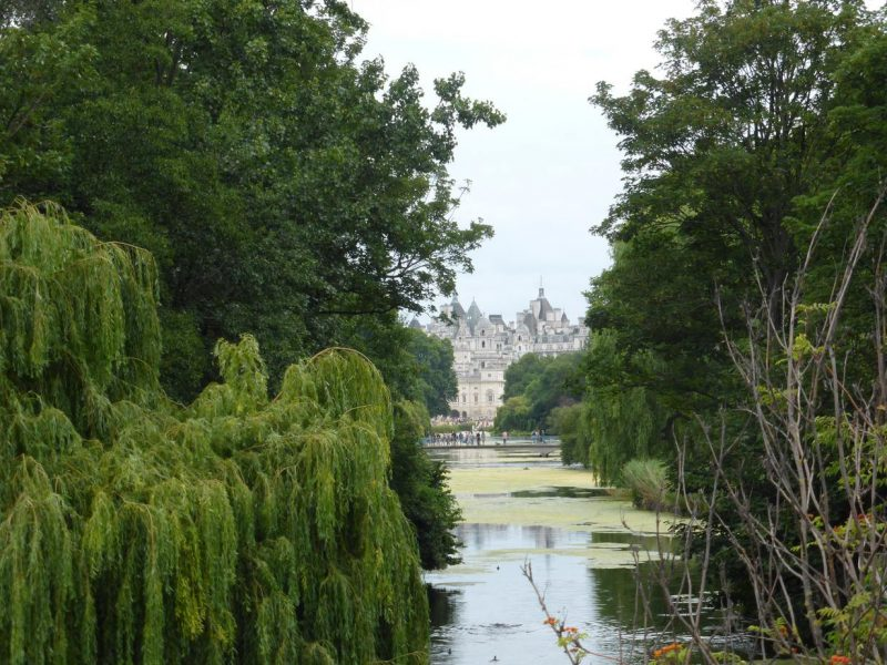 St James Park is one of the less-known things to do in Westminster