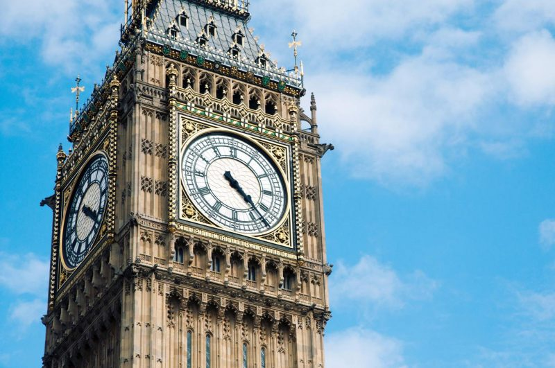 Big Ben is one of the best things to do in Westminster London