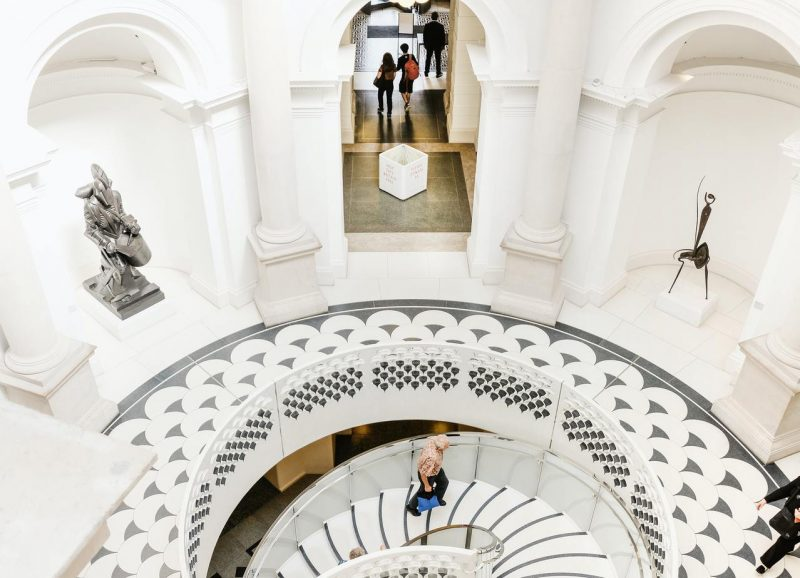 Tate Britain is one of the best things to do in Westminster London