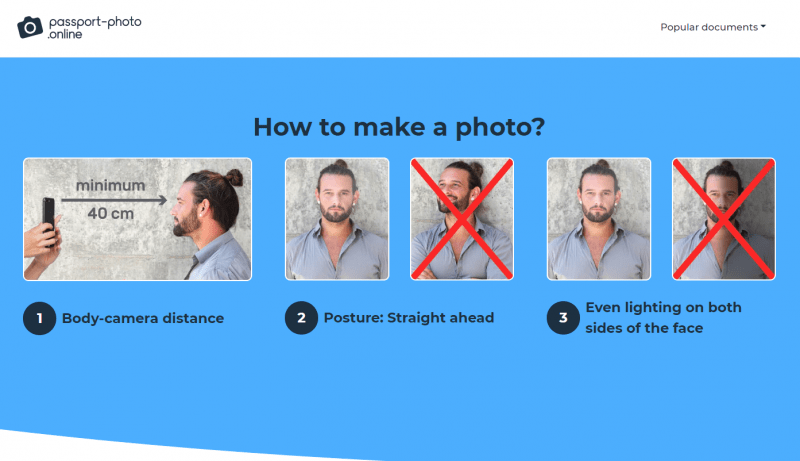 Get your UK Passport Photos Online the Easy Way!