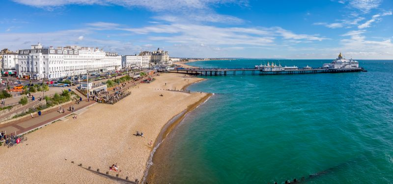 Things to do in Eastbourne England