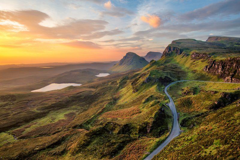 One Week Road Trip Around Scotland