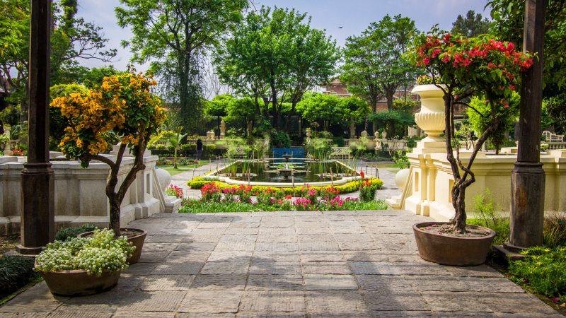 Garden of Dreams Kathmandu Nepal
