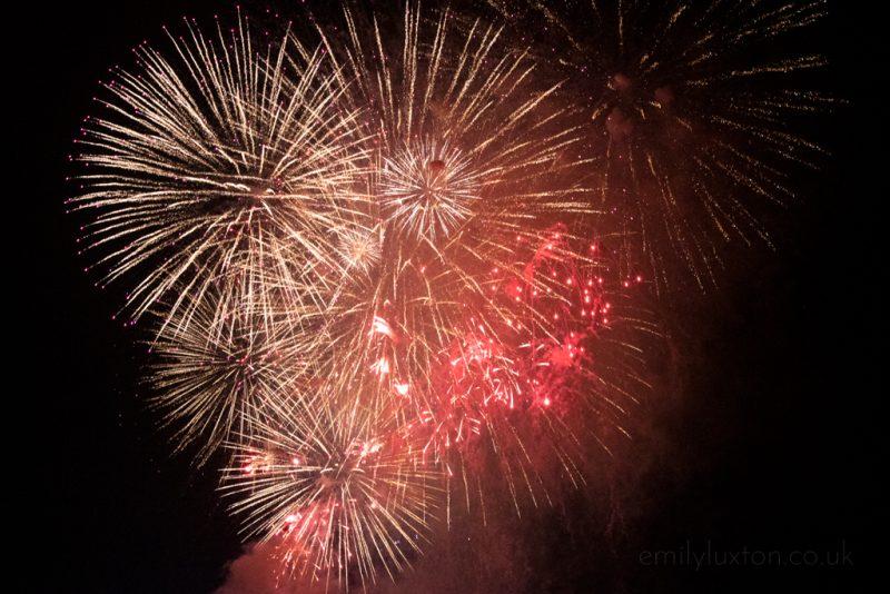 Edogawa Fireworks Festival Tokyo