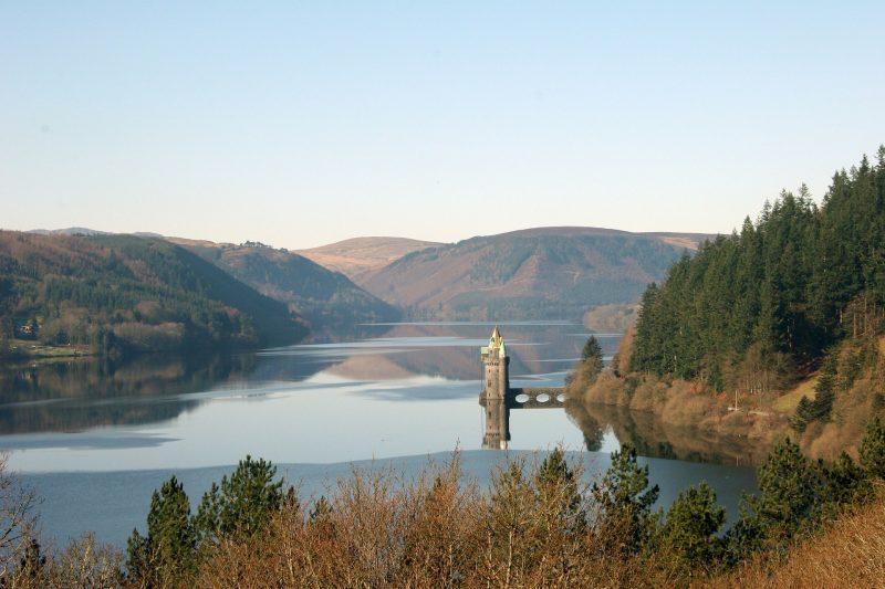 Lake Vyrnwy North Wales
