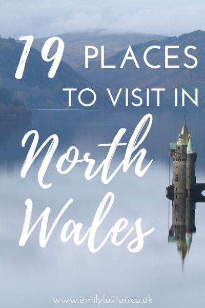 Places to Visit in North Wales