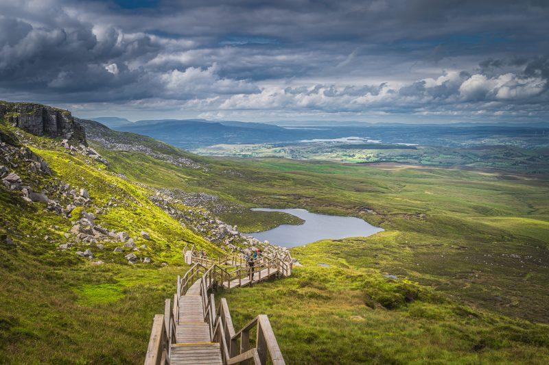 Cuilcagh Boardwalk Northern Ireland