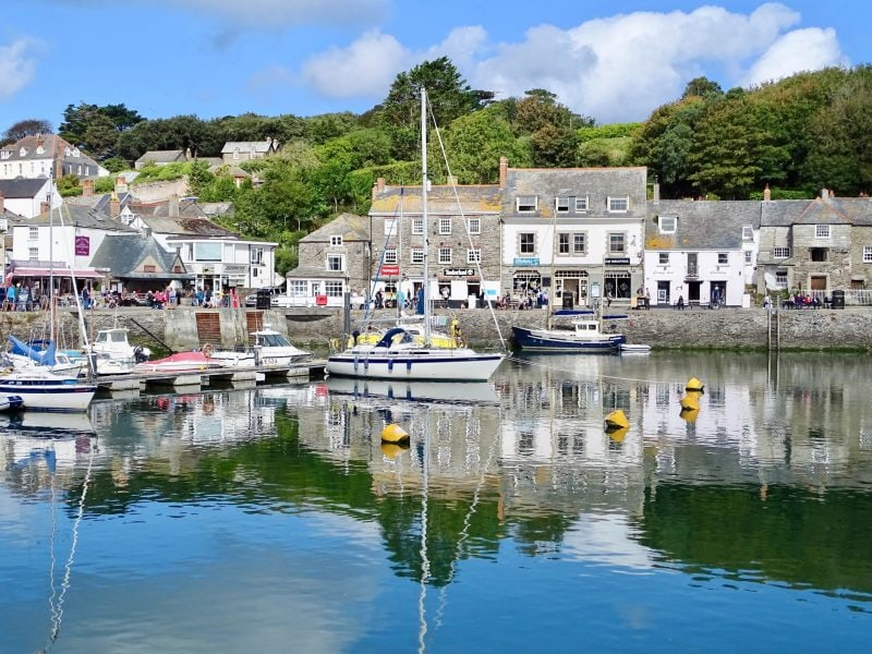 Padstow Cornwall England