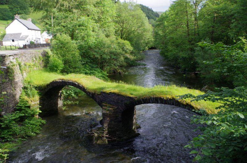 Bridge in Wales