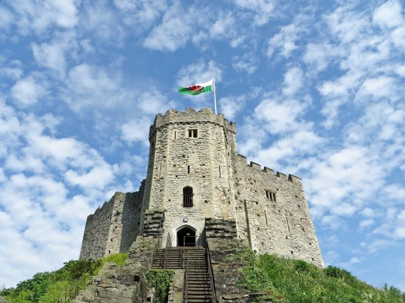 Cardiff Castle is one of the best things to do in the city