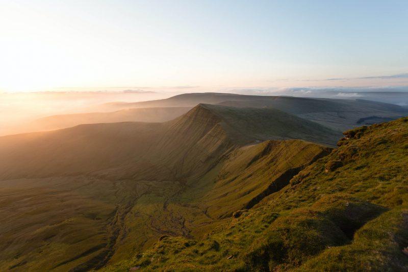 Pen-y-Fan Brecon Beacons Wales