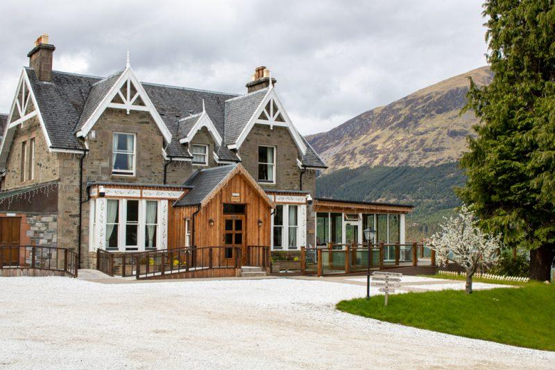 Black Sheep Hotels Whispering Pine Lodge