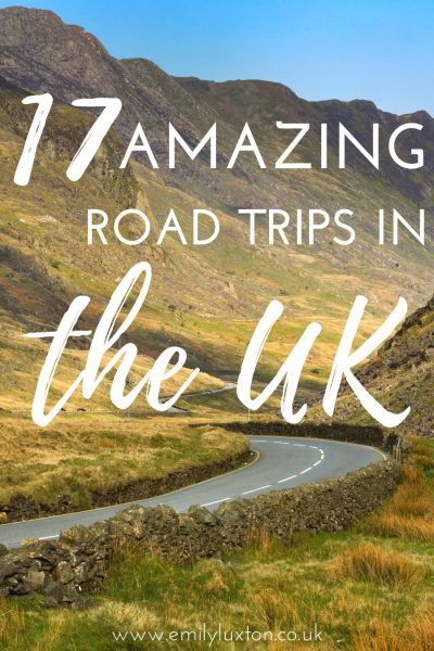 17 of the Best UK Road Trips
