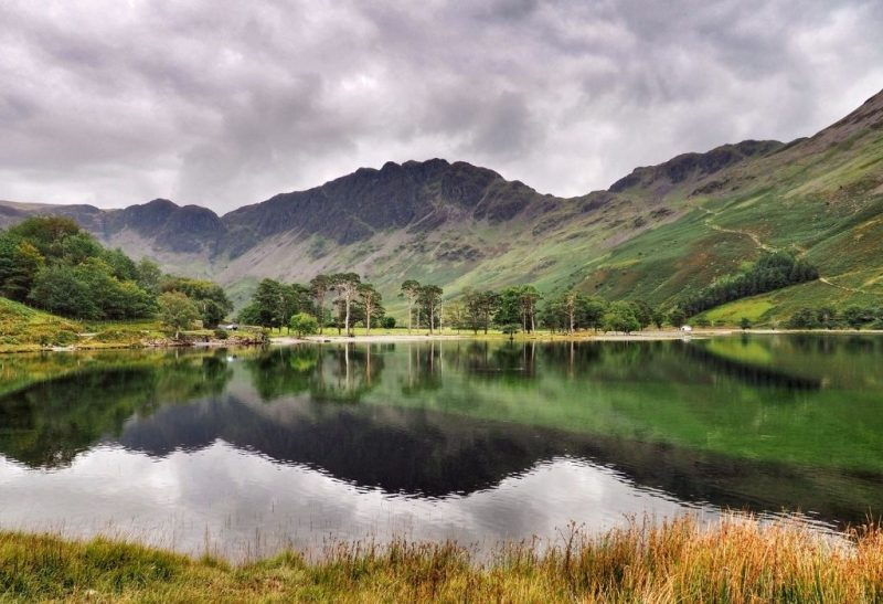 Buttermere in the Lake District - UK Road Trips