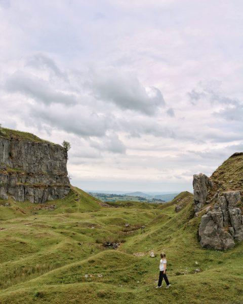 Llangattock Escarpment Road Trip Wales