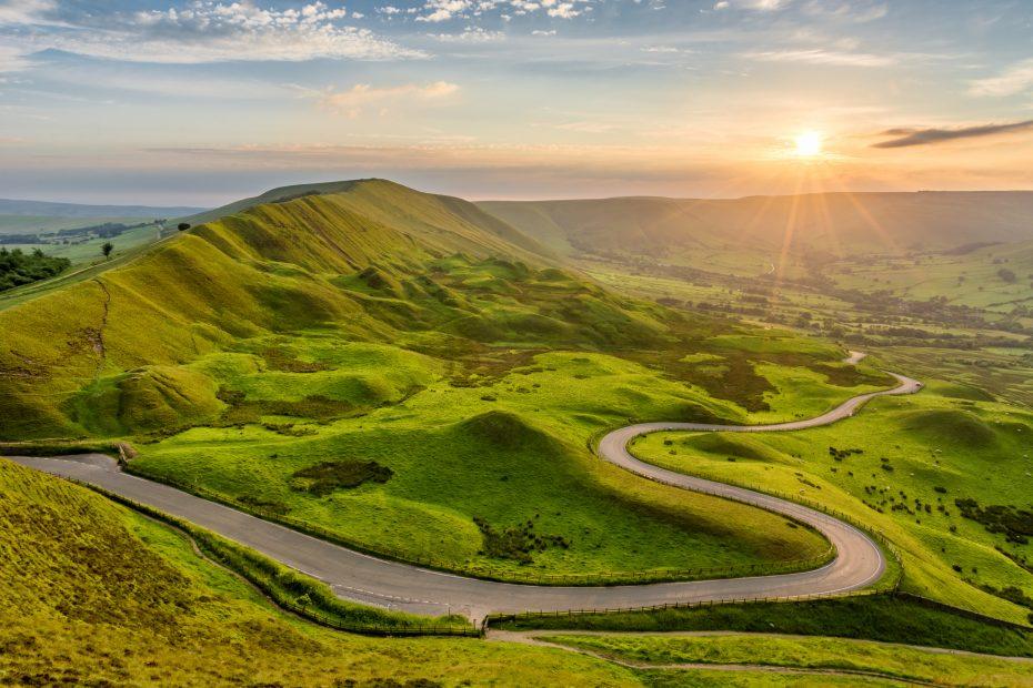 Best England Road Trips UK