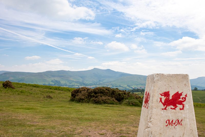 Stop at the Brecon Beacons Visitor Centre on your Wales Road Trip