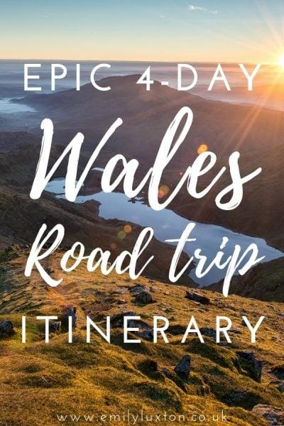 Wales Road Trip Itinerary