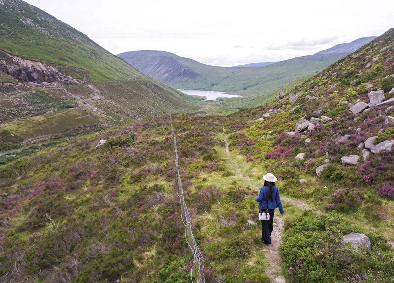 Mourne Mountains Northern Ireland