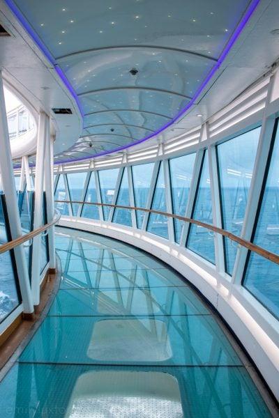 Princess Cruises Regal Princess Seawalk