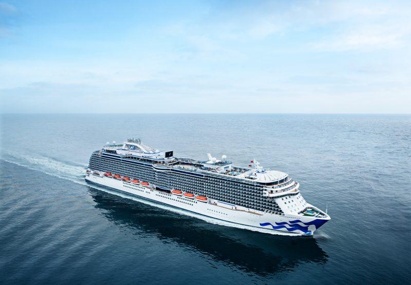 Princess Seacations UK cruises on the Regal Princess