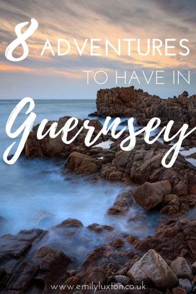 Adventures in Guernsey