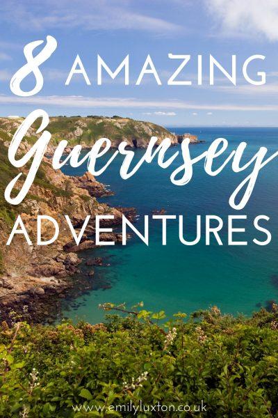 8 Adventures for your Short Break in Guernsey