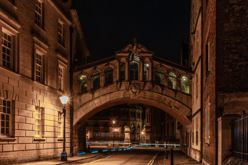 Bridge of Sighs England