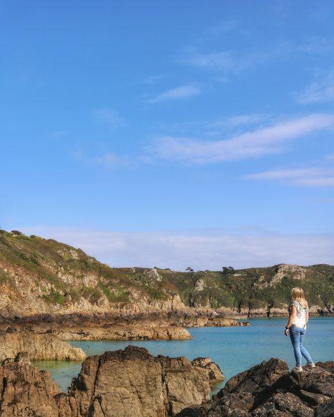 Guernsey coast road trip