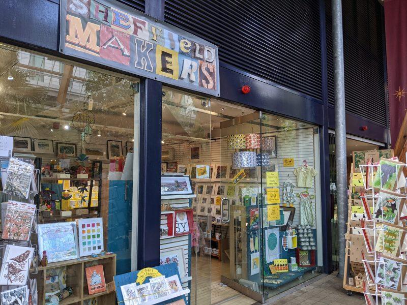 Sheffield Makers Art Shop
