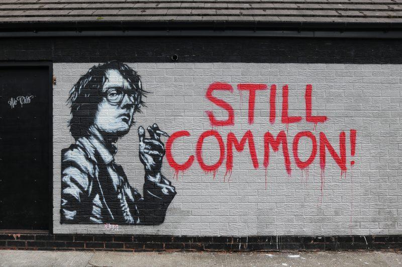 Street Art in Sheffield