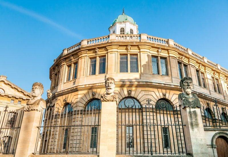 Theatre in Oxford