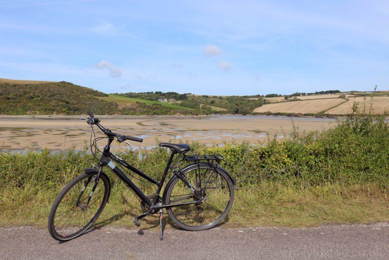 Camel Trail Bike Ride Cornwall