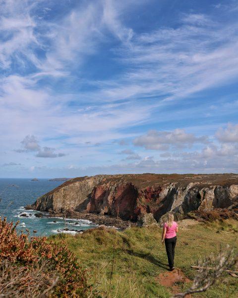 St Agnes Heritage Coast Cornwall